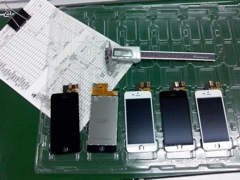 Снимки на новия iPhone от завода на Foxconn