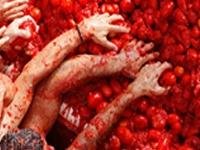 Ла Томатина – невероятната битка с домати в Испания