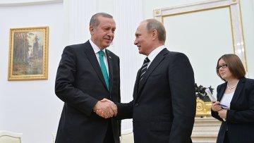 The Wall Street Journal: Защо визитата в Москва е важна за Ердоган