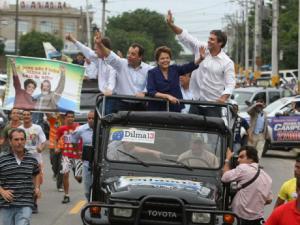 Бразилия, президентски избори и Дилма Русеф