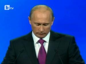 Путин си инжектира ботокс, твърдят блогъри