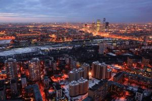 Moscow's most expensive apartment rent at $58000 a month