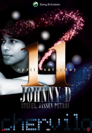 Африкански ритми с JOHNY D
