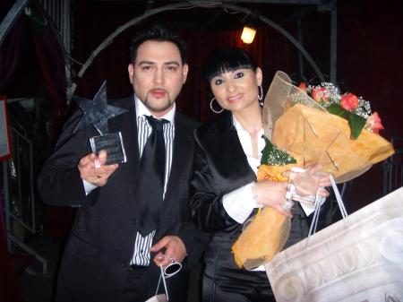 Устата и Софи Маринова спечелиха награда за 'Цялостен принос в музиката'
