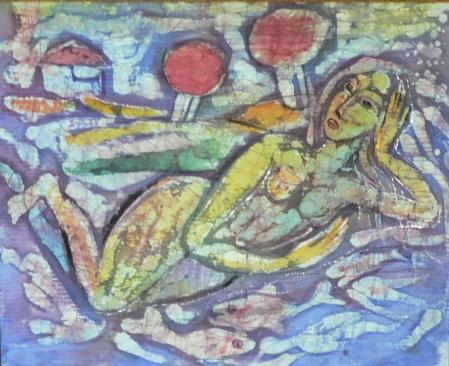 Йоана Николова: Благотворителна изложба /живопис/ за борба с рака