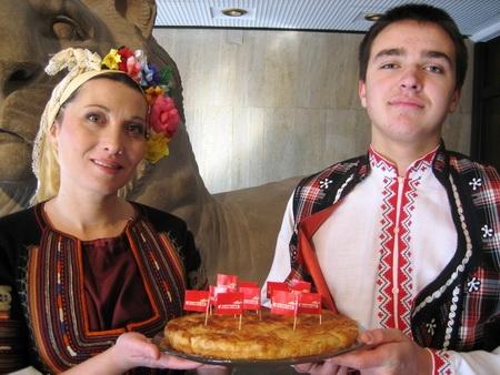 """""""Орехите"""" на фестивал на балканската кухня"""