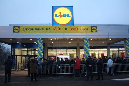 Откриха още два магазина на Лидл