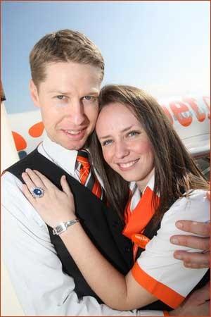 easyJet обявява Европейски конкурс за двойници на Принц Уилям и Кейт Мидълтън