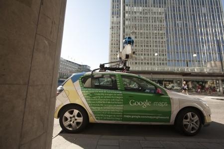 Google започва да събира изображения в България за Google Maps Street View
