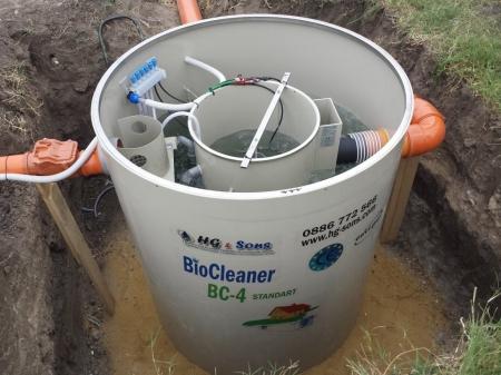 Индивидуални  пречиствателни станции  Envi pur - технология  BioCleaner®_1