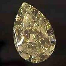 Рядък жълт диамант беше продаден за $12.36 млн.