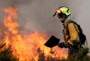 Горски пожари заплашват сибирския град Братск