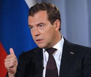 Медведев разочарова експертите и руските граждани