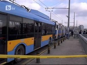 Тролейбусният шофьор се самоубил заради разследване