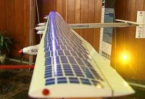 Самолет ще лети със слънчева енергия