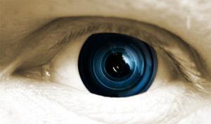 Режисьор превърна окото си във видеокамера