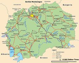От утре стартира преброяването в Македония