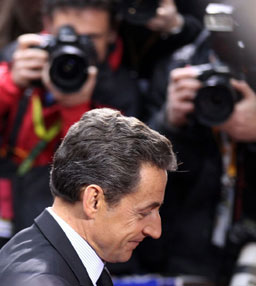 Саркози игнорирал Берлускони