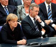 Германският президент може да бъде съден за машинации